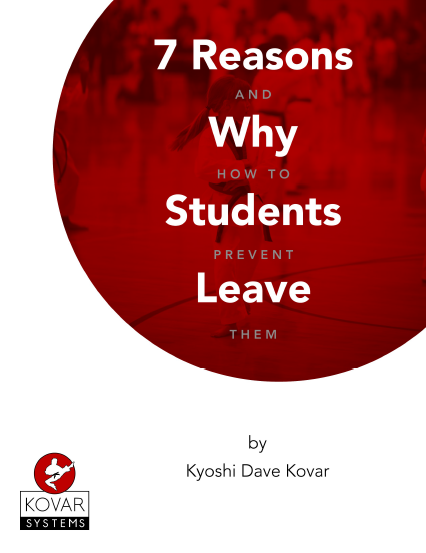 7 Reasons Why Students Leave eBook