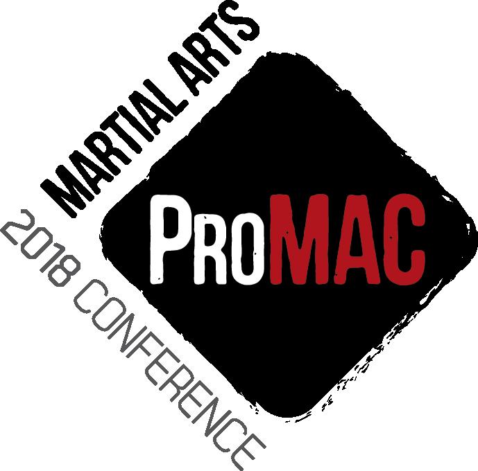 ProMAC Vert Logo on Light