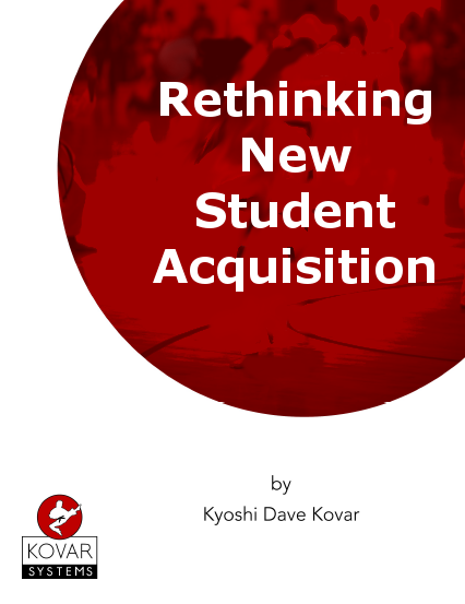 Rethinking New Student Acquisition eBook